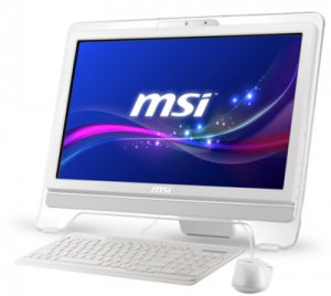 MSI представила десктоп класса all-in-one Wind Top AE2071